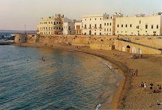 Beach of Gallipoli - Puglia, Italy- by sangiopanza2000, via Flickr