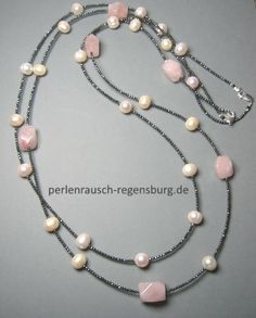 As you go on your fashion jewelry making journey, you'll discover that you will typically encounter wires. Fashion jewelry makers, the creative lot, have discovered numerous ways to integrate them in pieces in numerous methods. Old Jewelry, Simple Jewelry, Pearl Jewelry, Wire Jewelry, Beaded Jewelry, Jewelery, Jewelry Necklaces, Jewelry Making, Making Bracelets