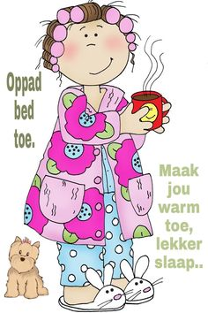Evening Greetings, Good Night Quotes, Afrikaans, Positive Thoughts, Good Morning, Hello Kitty, Warm, Comics, Funny