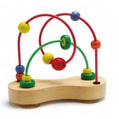 Ideale Come Regalo per Bambini Giocattolo in Legno a Forma di Frutta dmazing