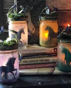 23 Enchanting DIY Fairy Jar Ideas that are Budget-friendly and Easy to Make Fairy Glow Jars, Mason Jar Fairy Lights, Mason Jars, Mason Jar Crafts, Jar Lights, Diy Fairy Jars, Glow Stick Jars, Fairy Lanterns, Fairy Crafts