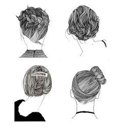 #hair #illustration