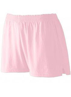 d81450552a23 WOMEN S JUNIOR FIT JERSEY SHORT Augusta Sportswear