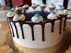 Cannoli Cake!  #CannoliCake