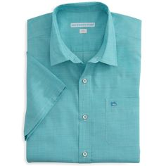 Cast Off Check Short Sleeve Sport Shirt | Southern Tide