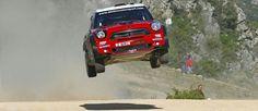 World Rally Championship Mini Cooper JCW