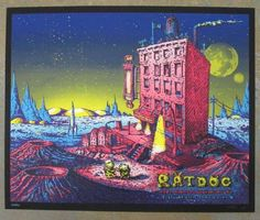 Ratdog  Westbury NY 2014   Posters > Music Posters  Designer: David Welker Edition: PP  Dimensions: 22 x 18  Condition: NM  Date: 2014  SKU:...