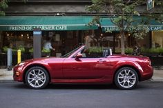 These Are the Key Reasons the 2016 Mazda Miata Has Our Attention : Auto News : Auto World News
