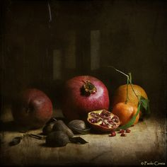 ♂ healthy eating NATURA MORTA... by Paolo Cirmia, via Flickr