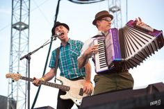 Flogging Molly. Photo by Jason Stoff, St. Louis.