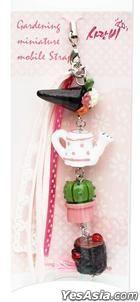 Love Rain: Sarangbi (KBS TV Drama) - Mobile Strap (Pink)