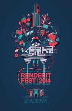 renderit / on Behance