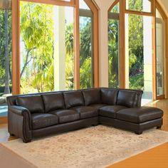 sectional L-shape sofa