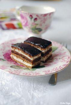 Hungarian Recipes, Special Recipes, Winter Food, Dessert Bars, Tiramisu, Gingerbread, Cake Recipes, Sweets, Ethnic Recipes