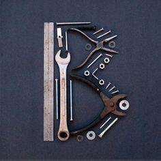 B a tool...