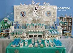 AZUCAR FLOR party studio: Frozen (Leila)