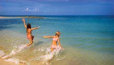 Kids always have such fun at Almond Beach Resort in #Barbados.