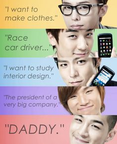 Big Bang Wishes <3 <3 <3.....Oh Taeyang Oppa you'll get your wish :)