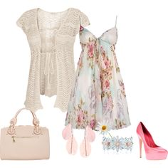Spring colors #2 by stefani-nelson on Polyvore