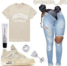 Swag Outfits For Girls, Cute Swag Outfits, Teenage Girl Outfits, Cute Comfy Outfits, Cute Outfits For School, Baddie Outfits Casual, Boujee Outfits, Teen Fashion Outfits, Dope Outfits