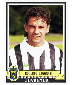 Roberto Baggio, Football Stickers, Juventus Fc, Computer, Walt Disney, Soccer, Baseball Cards, Picture Cards, Legends