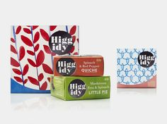 B&B Studio: Higgidy Ltd. 'Brand identity'   Creative Works   The Drum