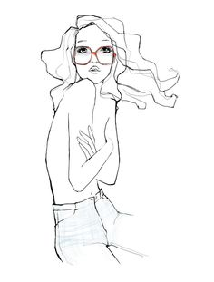 The One - Garance Dore limited edition prints $400  I got the poster and it is beautiful!