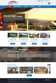 Arena Homes build Architecturally designed project homes for the Sydney market.