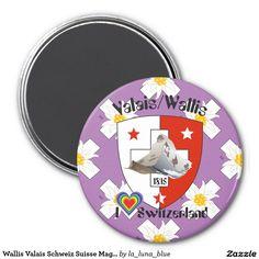 Wallis Valais Schweiz Suisse Magnete