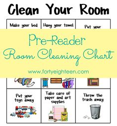 Do you ever walk into a room you know you need to clean, take a look around, and get completely overwhelmed? You have no idea where to start or how to get organized, and you feel like you can't pos...