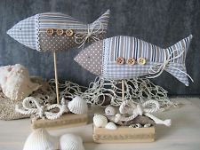 All Details You Need to Know About Home Decoration - Modern Sea Crafts, Fish Crafts, Diy And Crafts, Fabric Crafts, Sewing Crafts, Sewing Projects, Projects To Try, Shabby, Little Bunny Foo Foo