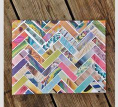 Collage pattern