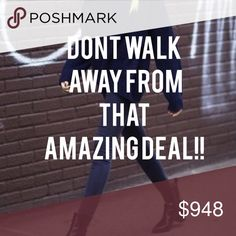 $$$$$$DONT WALK AWAY!!!!$$$$$ Thinking about walking away!? Maybe coming back later??? Forget it!!!! BUY NOW!!! It will be gone later !!! Accessories