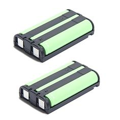 Introducing 2 Pack  Cordless Phone Battery for Panasonic HHRP104. Great product and follow us for more updates!