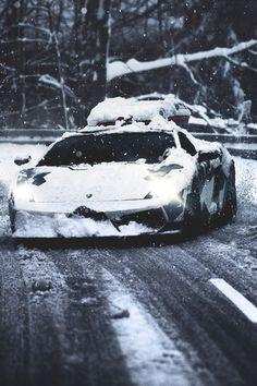 Lamborghini Gallardo. The way it should be used. :D