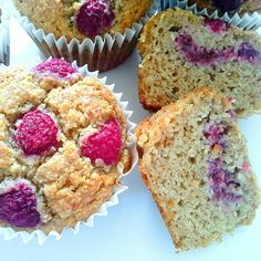 Carrot and courgette muffins,great for kids lunch boxes.What is your child's most popular lunchbox food? Pumpkin Pie Muffins, Apple Cinnamon Muffins, Savory Muffins, Healthy Muffins, Healthy Sweets, Healthy Food, Lunch Box Recipes, Raw Food Recipes, Cooking Recipes