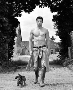 French Farmers Pose For Hot 2017 Calendar, And Everything Is Going To Be Fine Next Year