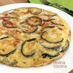 You searched for Pinchos - Divina Cocina Tortillas, Egg Recipes, Cooking Recipes, Salade Healthy, Comidas Light, Vegetarian Recipes, Healthy Recipes, Good Food, Yummy Food