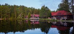 Accommodation and Meals :: Arowhon Pines