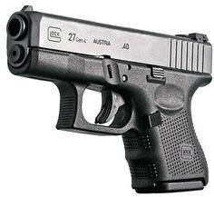 Glock Generation 4 G27 .40 S Pistol