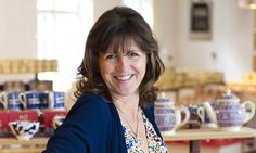 Pottery tycoon Emma Bridgewater was torn between family and business