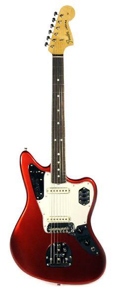 FENDER American Vintage '65 Jaguar Candy Apple Red | Chicago Music Exchange