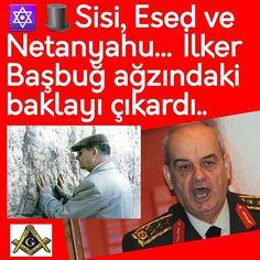 """Instagram'da Kenan Gümüş ...✒: """"❌Sisi, Esed ve Netanyahu… ❌İlker Başbuğ ağzındaki baklayı çıkardı.. ❌Türkiye'nin bölgede kurduğu ittifaklarla başarılı olamayacağını…"""""""