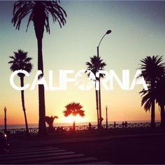 Cali beach background