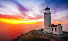 North Head Lighthouse, Cape Disappointment State Park