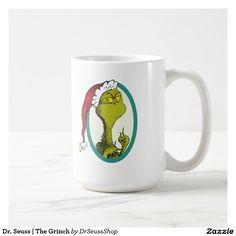 Dr. Seuss | The Grinch Coffee Mug
