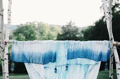 Indigo Design Inspiration by Cedarwood Weddings   Cedarwood Weddings
