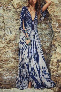 Summer Lounge Dress in  S M L  Beach Cover up and Pregnancy Dress Boho Bohemian Long Maxi Modest Kaftan Floor Length Long Sleeve in BLACK
