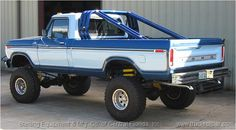 Ford Show Trucks for Sale | 1978-1979 Ford F250 Long Bed Pickup Truck Roll Bar : Mushroom Style ...