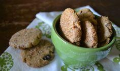 Tahini-Date-Orange Crumble Cookies